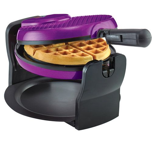rival pizzelle waffle maker instructions