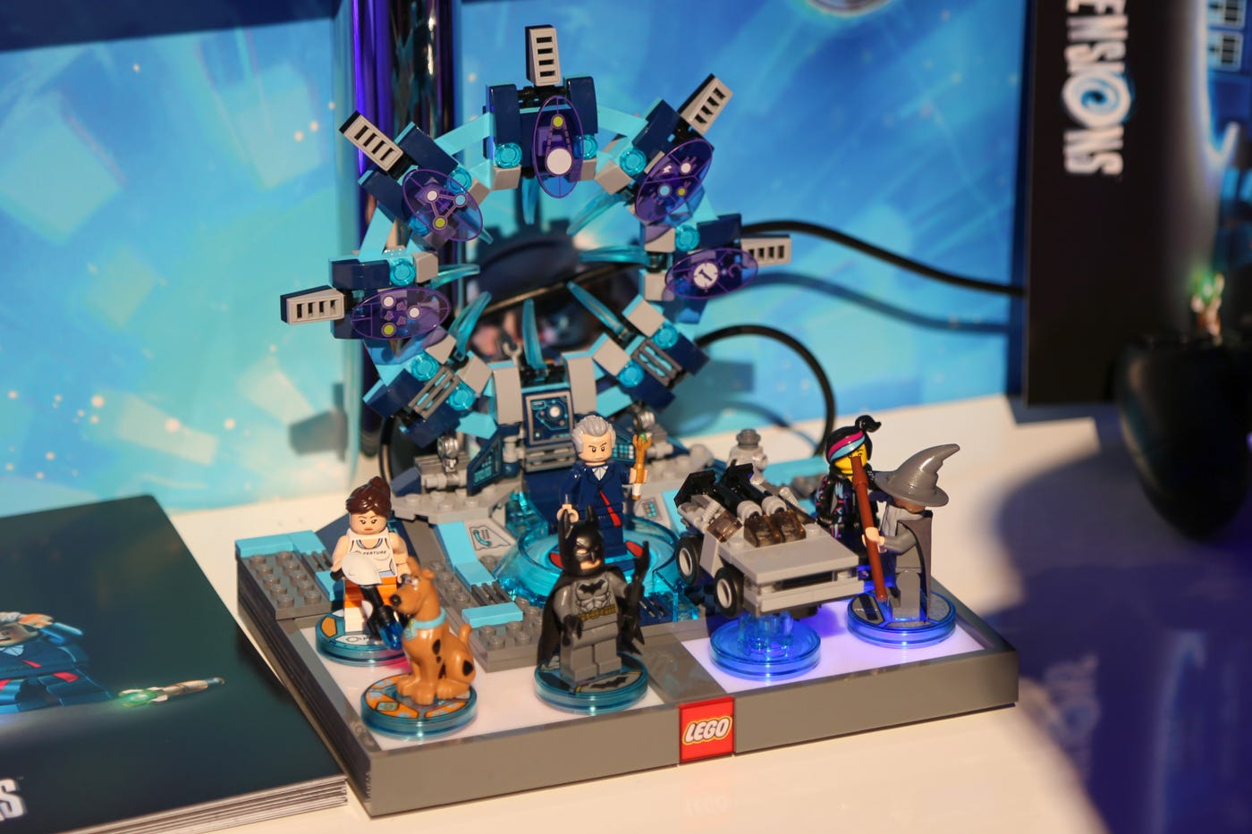 sonic lego dimensions building instructions