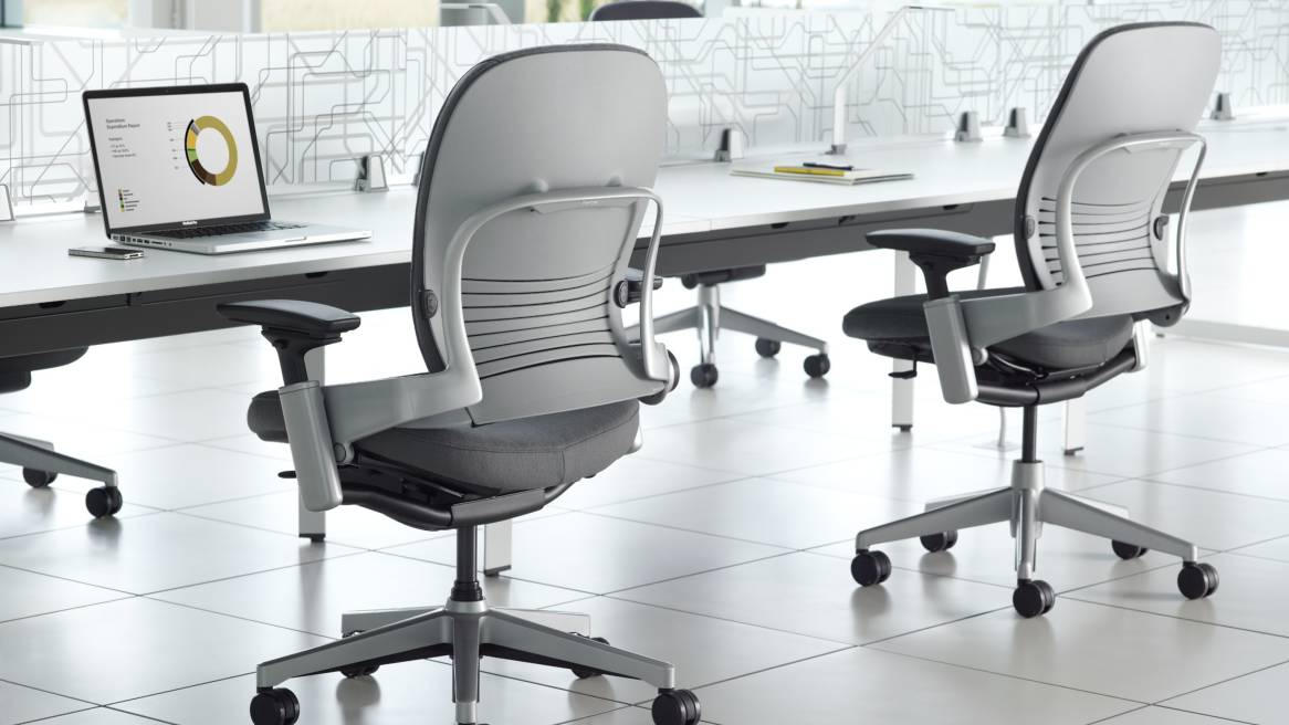 steelcase leap assembly instructions