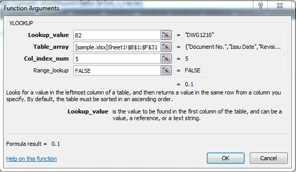 step by step vlookup instructions