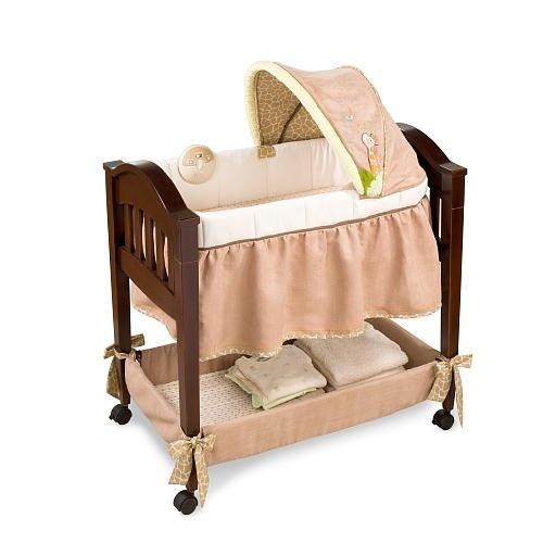 summer infant classic comfort wood bassinet instructions
