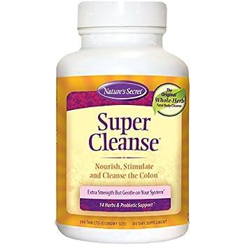 super colon cleanse powder instructions